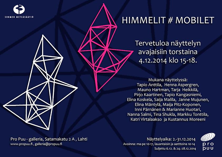 Himmelit # Mobilet Exhibition Inni Pärnänen